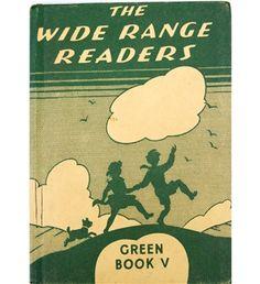 The Wide Range Readers, Green Book V (1957) Phyllis Flowerdew