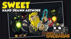 Publisher BulkyPix and developer TreeFortress are looking to blend genres and multi-use axes in their upcoming game Bardbarian.