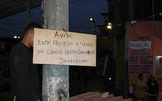 Diga NÃO ao CRACK