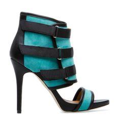 This platform bootie sandal by Beau+Ashe ShoeDazzle!
