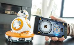 Sphero's app-controlled BB-8 droid.