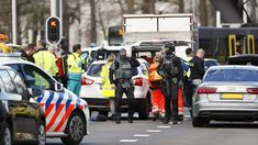 Police in the Netherlands say three people are dead and others are injured after a shooting on a tram in the Dutch city of Utrecht. Utrecht, Robin, Israel, Provocateur, Open Fires, Netherlands, Dutch, At Least, City