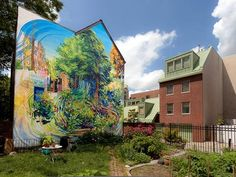 Top 10 Philadelphia street art murals