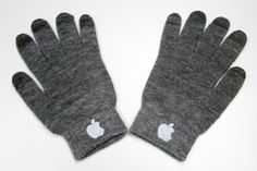 Special conductive yarn on the fingers of both hands to allow texting while gloves are worn. Great when waiting for the bus in the bitter cold. Stretchy and comfortable acrylic blend keeps you warm and in touch with your peeps