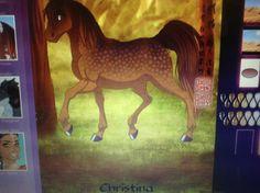 Christina, create to adopt