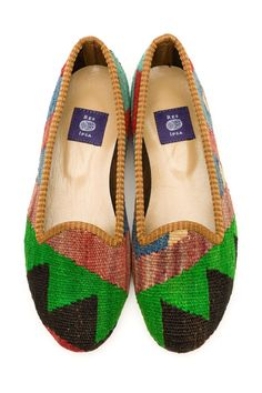 WOMENS KILIM LOAFER 8-6