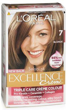 L'Oreal Paris Excellence Creme 7 Blonde