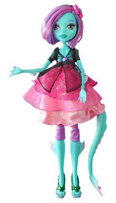 Grimmily Anne McShmiddlebopper Doll
