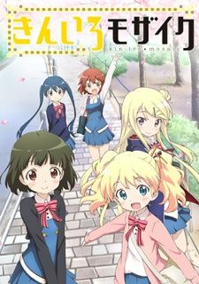 Kiniro Mosaic. Genres: Comedy, School, Slice of Life, Shoujo Ai. Plot: Shinobu Oomiya once left Japan to participate in a homestay in England. During…