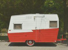 Shasta 1500 Vintage Camper