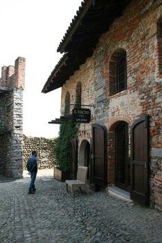 Ricetto di Candelo provincia di Biella