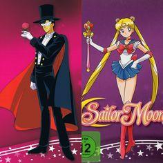 Tuxedo Mask / Sailor Moon