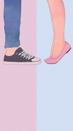 Wallpaper sapatos de casal by ♥ Framed Wallpaper, Wallpaper Iphone Cute, Girl Wallpaper, Cartoon Wallpaper, Cute Wallpapers, Wattpad Cover Template, Wattpad Book Covers, Book Cover Background, Valentines Day Drawing