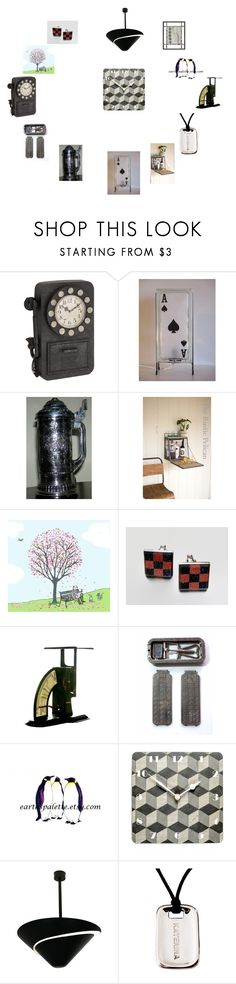 """""""Fathers Day Gift Ideas"""" by einder ❤ liked on Polyvore featuring interior, interiors, interior design, home, home decor, interior decorating, Avon and Serge Mouille"""
