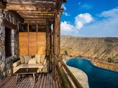 Hot List 2015: The Best New Remote Hotels - Condé Nast Traveler