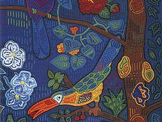 Фумико Накаяма (Япония) – «Технология МОЛЫ КУНОВ в квилте» - Ярмарка Мастеров - ручная работа, handmade