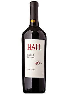 Hall Cabernet Napa @ total Wine $40