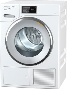 Miele Tmv 840 Wp Heat Pump Tumble Dryer Load A Energy Rating White From Our Dryers Range At John Lewis Partners