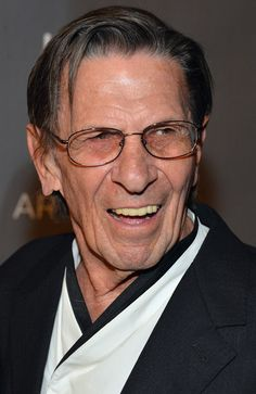 Leonard Nimoy Rest in Peace. 2/27/2015