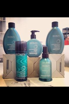 Remember, you can find the new Curvaceous Series from Redken at NiceBeauty.