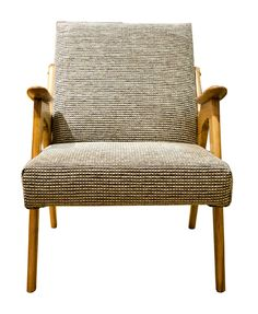 Pair of Midcentury Reupholstered Retro Chairs : The Old Cinema – Antique Furniture, Vintage, Industrial, Danish, French