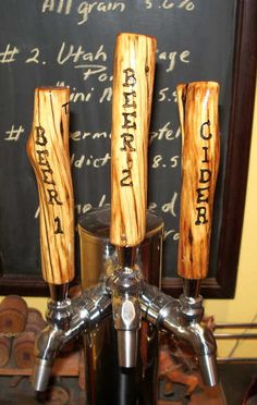 Show us your Kegerator - Page 4 - Home Brew Forums, Home Brewery, Home Brewing Beer, Brewery Decor, Root Beer Barrels, Bar A Vin, Beer Taps, Brew Pub, Tap Room, How To Make Beer