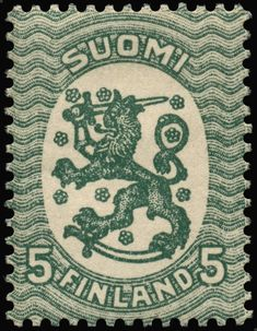 Definitive series I: Lion type Going Postal, Stamp Collecting, Postage Stamps, Eagles, Lion, Printing, Type, Retro, Vintage