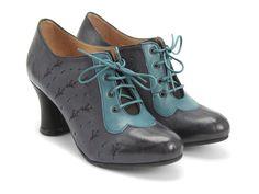 Fluevog Shoes | Shop | Fascination (Black)
