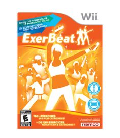 If you're the competitive type, you'll like the point system integrated into ExerBeat for Nintendo Wii ($19.96, amazon.com). With a Wiimote in each hand, players follow the dance moves of on-screen instructors for choreographed workouts; at the end of each session, Exerbeat assigns you points and shows you your workout time and calories burned. Choose from eight types of routines, ranging from karate to Latin dance. A customizable workout plan lets you target specific areas, set a timer…