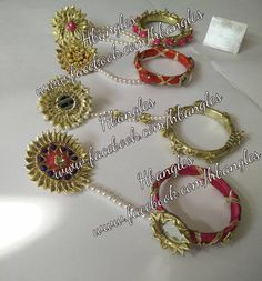 We ship all over the world... Also Available punjabi jutti gota mehndi jewelry n…