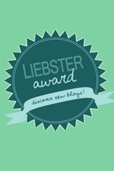 No Shoes Today has won a Liebster Award! Find out who nominated me and who my nominees are!