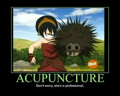 One of my all time favorite scenes! XD //Avatar Poster - Toph by ~TheNerdYouAllLove on deviantART