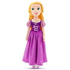 Rapunzel Plush Doll - 21'' | Plush | Disney Store