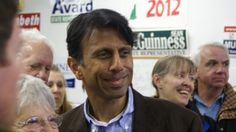 Jindal signed Creation Science curriculum bill into law in LA to gain support for his presidential campaign. This man over anything science for USA?