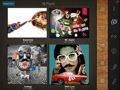 PicSee Pro / My Project screenshot