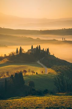 Prettiest places in Tuscany, Italy