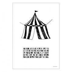 Muumuru - Circus Poster Part 1