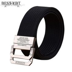 f188b82b203 Best YBt Nylon Canvas Belt men Army Tactical Belts Selling man  Outdoormodkily Tactical Belt