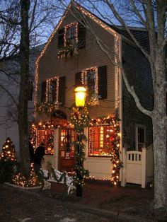 Nantucket at Christmastime - Saferbrowser Yahoo Image Search Results