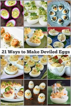 Eggs on Pinterest | Deviled Eggs Recipe, Deviled Eggs and Deviled Eggs ...