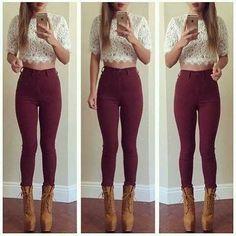 Te vestirias así? ❤