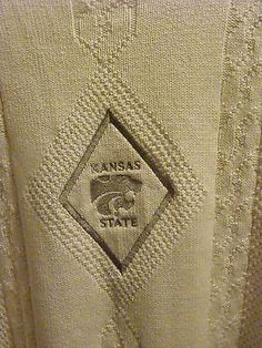 Kansas State Sweater Vest 63