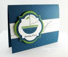 Stampin' Up! Moving Forward stamp set