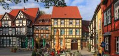 Quedlinburg -- HAVE TO GO