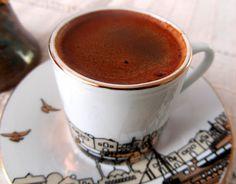 Turkish Coffee http://www.magnificentturkey.com/ #turkish #coffee #turkey