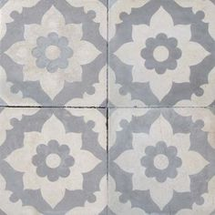 Cement tile, Exquisite Surfaces