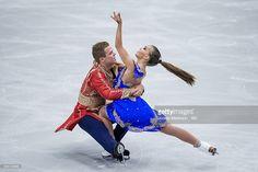 News Photo : Hannah Whitley and Elliott Graham of Canada...