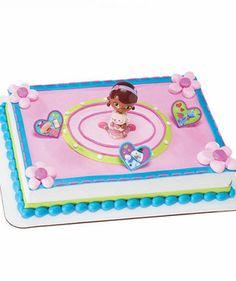 Doc Mcstuffins Edible Image Cake Topper Decoration