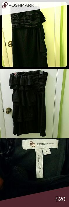 Selling this BCBGeneration black dress on Poshmark! My username is: cruzlour. #shopmycloset #poshmark #fashion #shopping #style #forsale #BCBGeneration #Dresses & Skirts