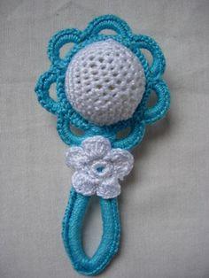 Ayuda,para sonajero de crochet